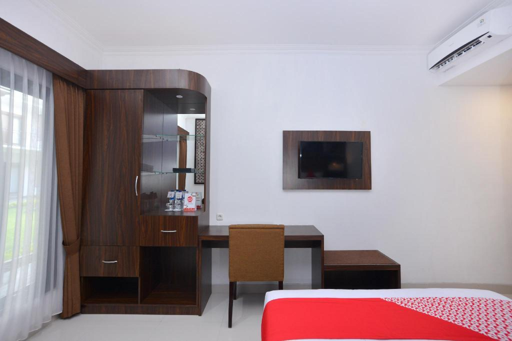 Deluxe Double Room - View
