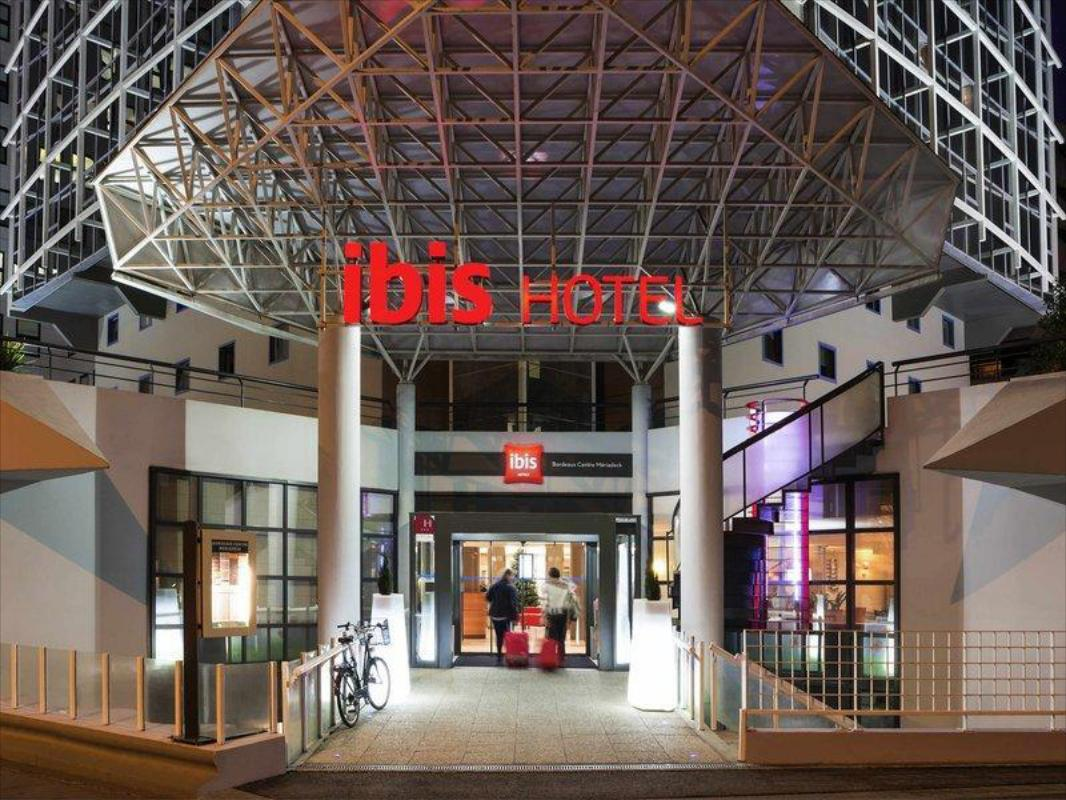 Ibis Bordeaux Centre Meriadeck Hotel Deals Photos Reviews