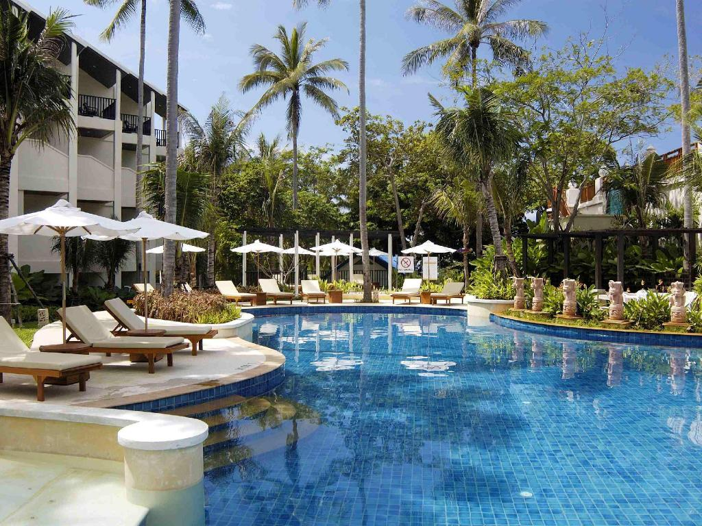 Kolam renang Horizon Karon Beach Resort & Spa