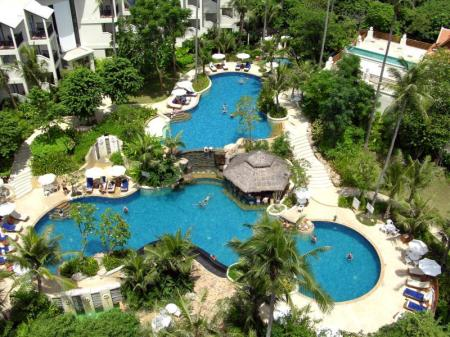 Swimming pool Horizon Karon Beach Resort & Spa