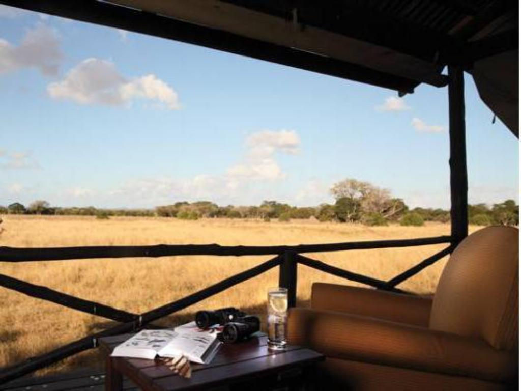 Balcony/terrace Gooderson Bushlands Game Lodge