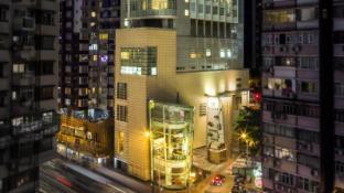 LHotel Causeway Bay Harbour View