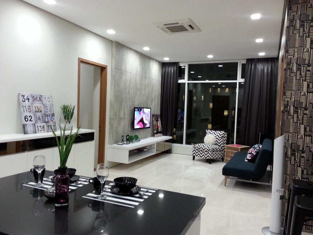 KL101 Service Suite at Soho Suites KLCC