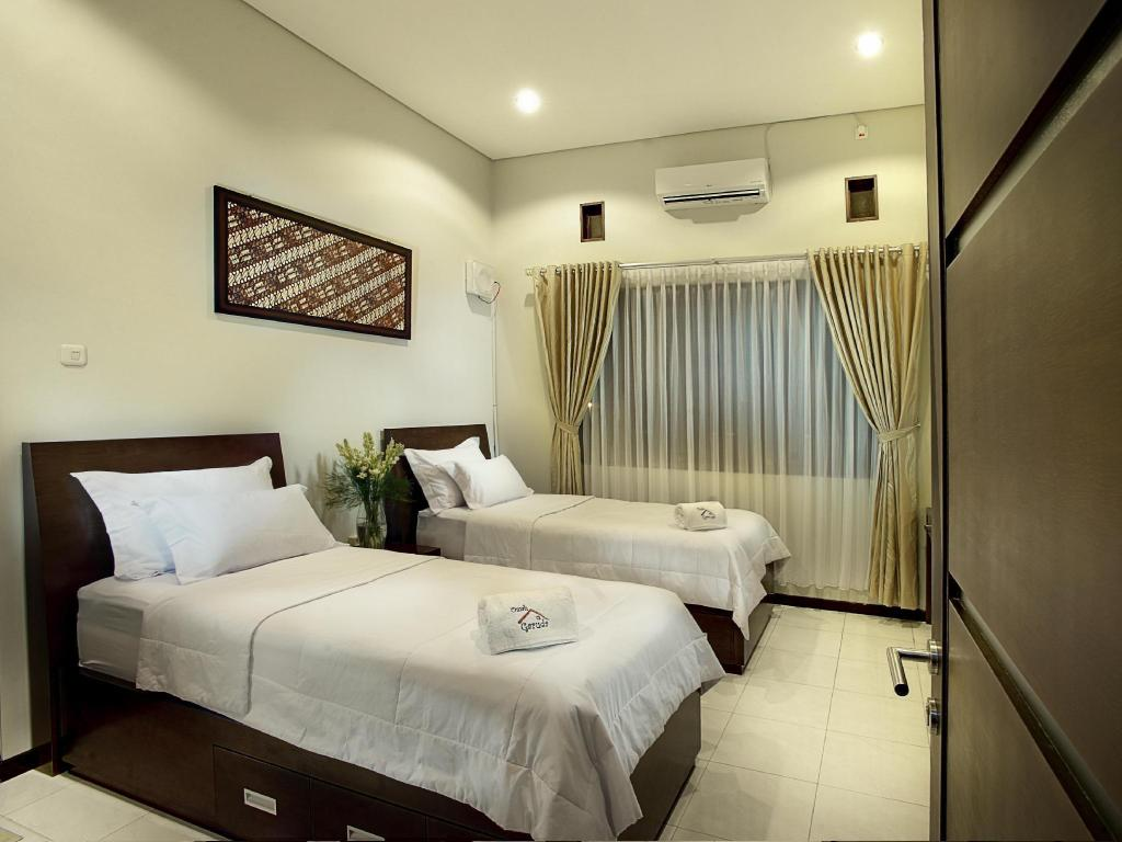 Deluxe Twin Room Omah Garuda Guest House