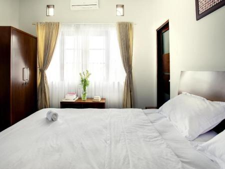 Interior view Omah Garuda Guest House