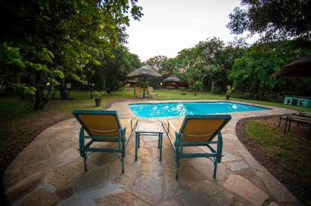 Swimming pool [outdoor] Gooderson Dumazulu Lodge and Traditional Village