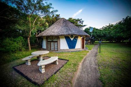 Exterior view Gooderson Dumazulu Lodge and Traditional Village