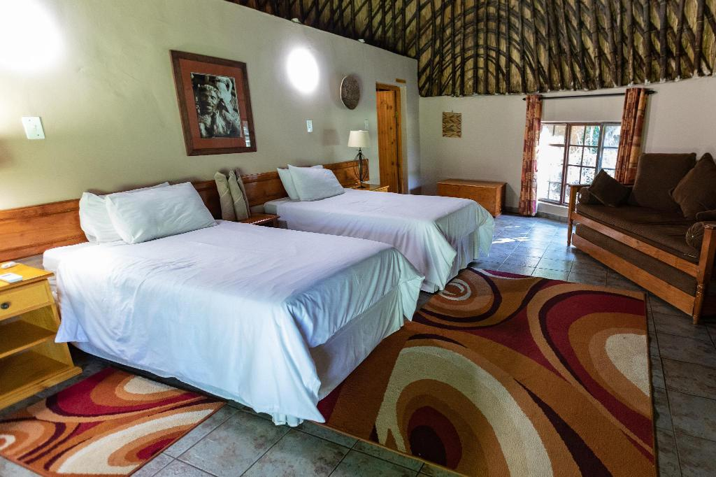 Standard Room - Room plan Gooderson Dumazulu Lodge and Traditional Village