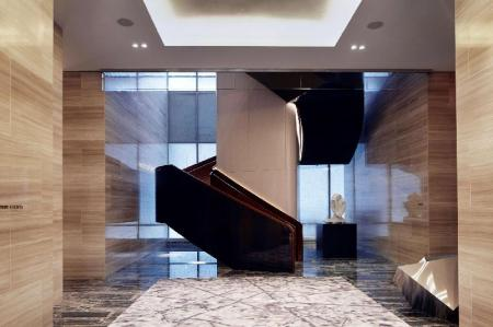 Lobby Park Hyatt New York