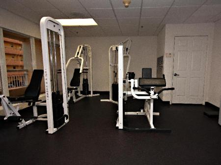 Fitness center Wyndham Royal Vista