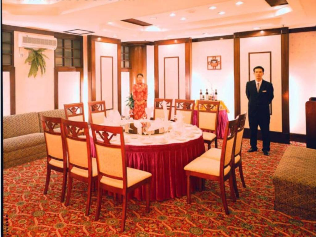 Ballroom Guilin Plaza Hotel