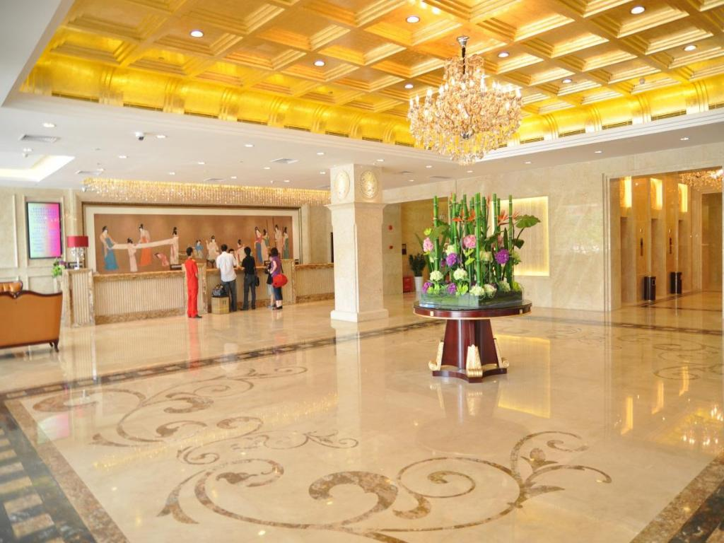 Lobby Chang An Hotel