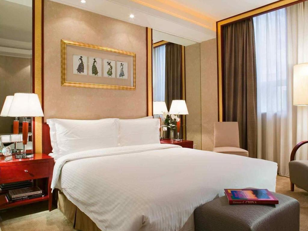 Klassieke Kamer Queensize bed - Bed Mercure On Renmin Square Xian Hotel