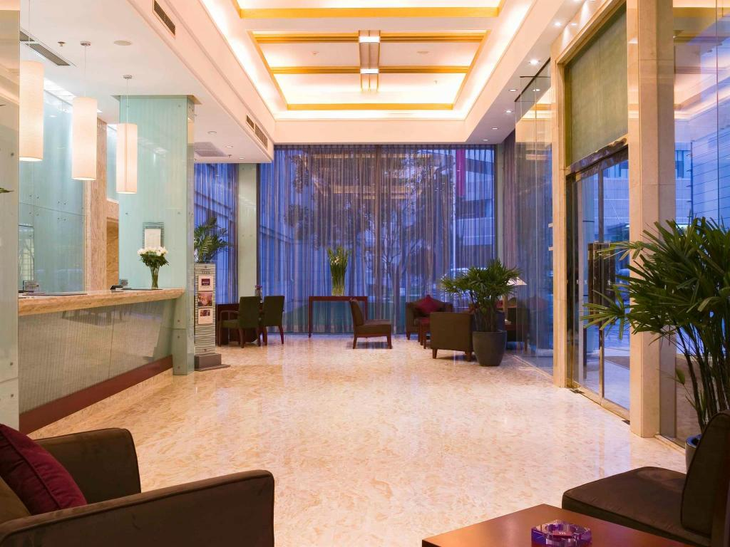 Lobby Mercure On Renmin Square Xian Hotel