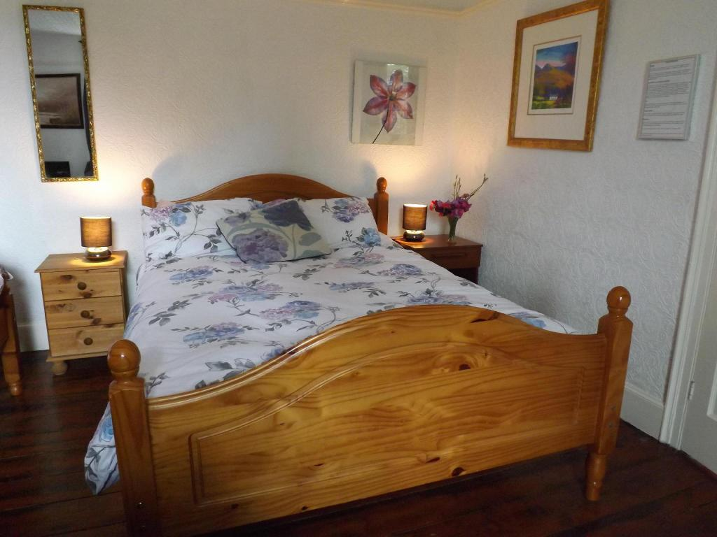 Quarto Duplo ou Twin com casa de banho externa privada Caroline House Bed and Breakfast
