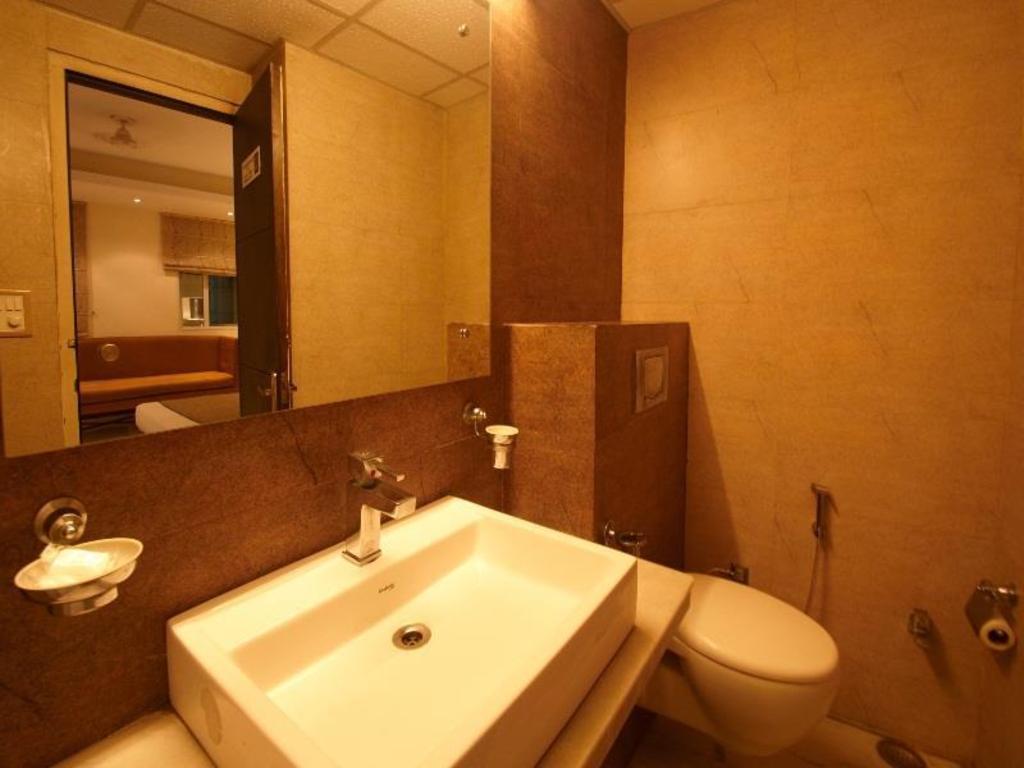 Hotel Delhi City Centre Best Price On Ajanta Hotel In New Delhi And Ncr Reviews