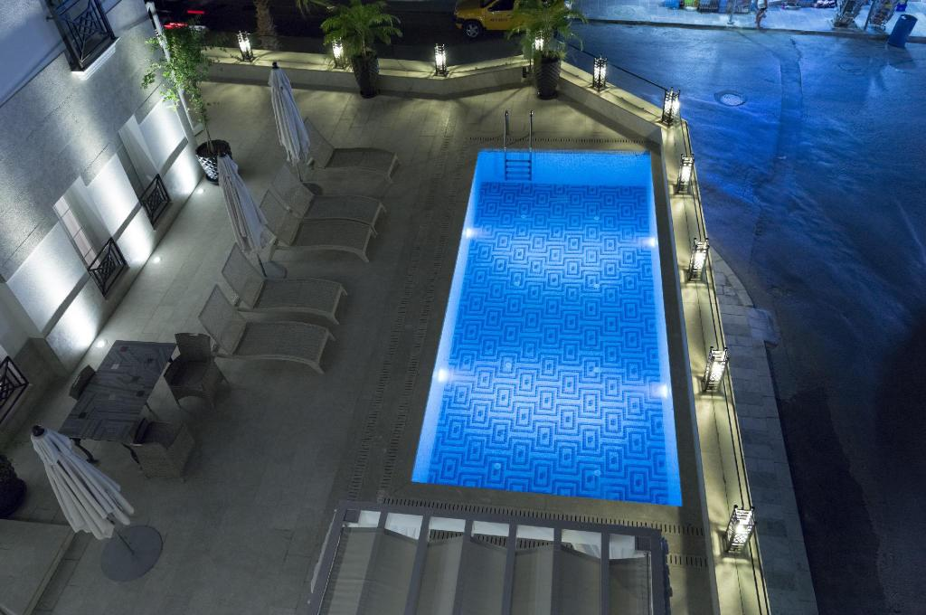 Piscine Ena Boutique Hotel