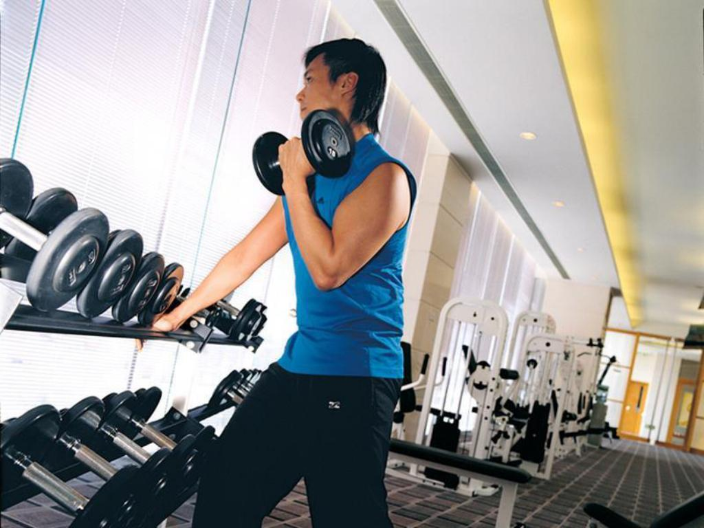 fitness centrum Mexan Harbour Hotel (Winland 800 Hotel)