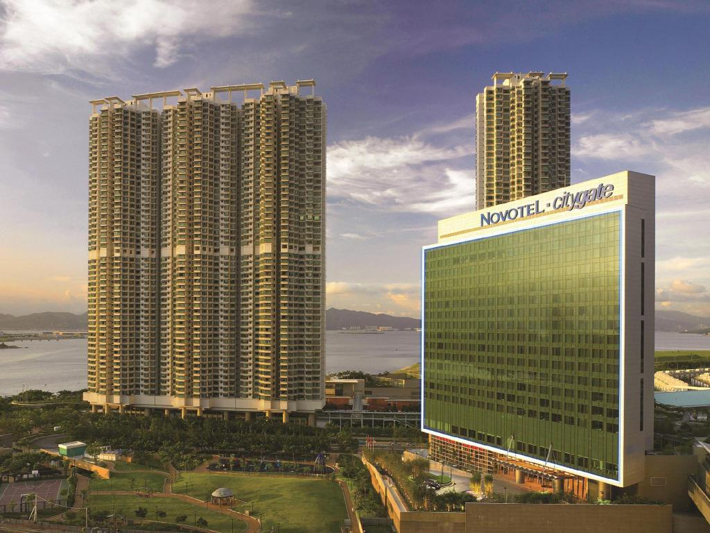 Novotel Citygate Hong Kong Hotel - Room Deals, Photos