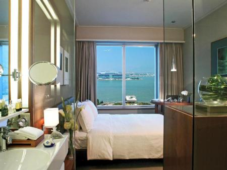 Superior Room 1 Queen Bed - View Novotel Citygate Hong Kong Hotel