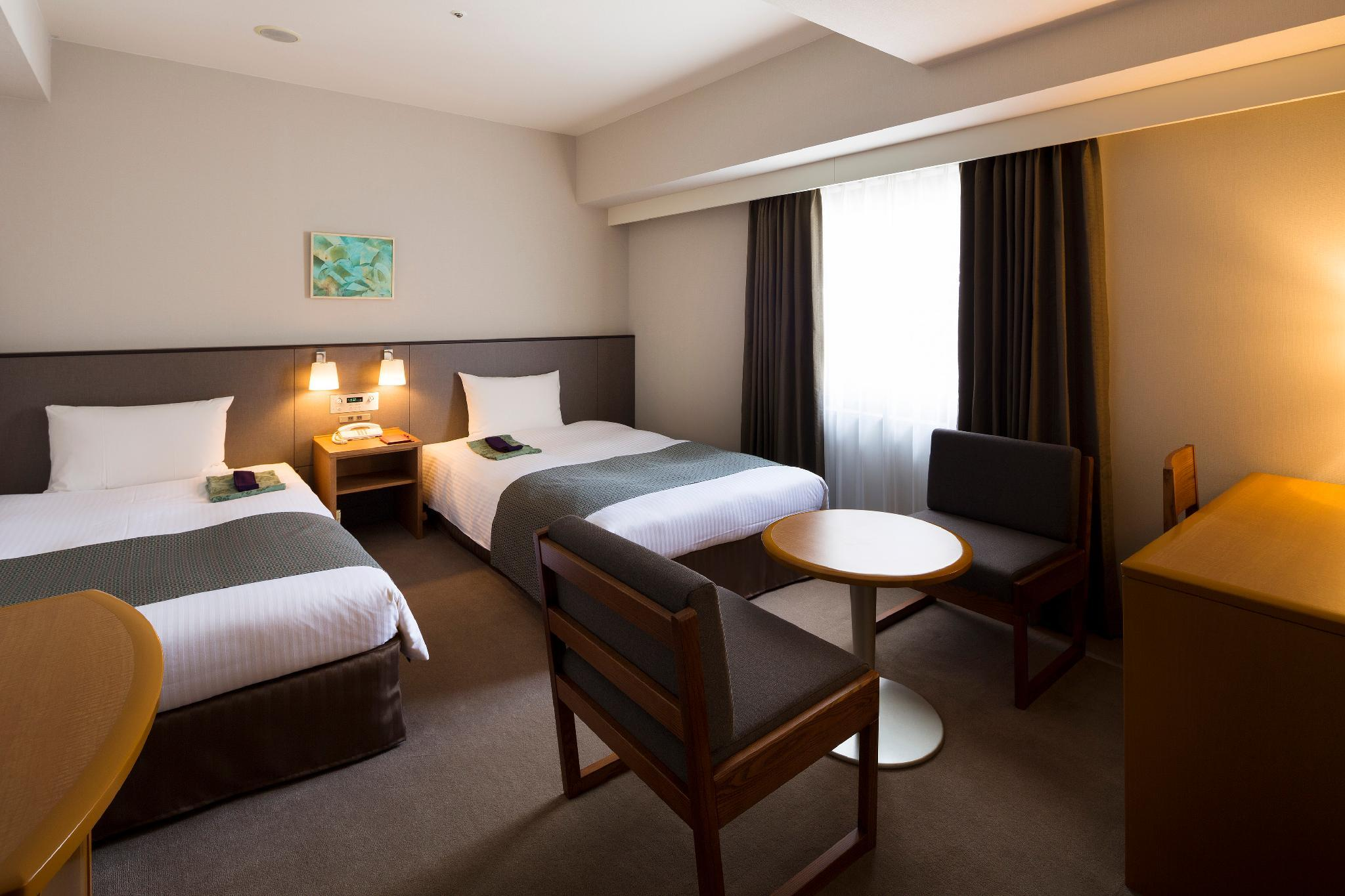 Kamar Economy Twin - Bebas Asap Rokok (Economy Twin Room - Non-Smoking)
