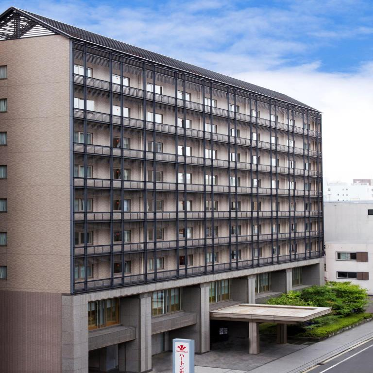 Meer over Hearton Hotel Kyoto