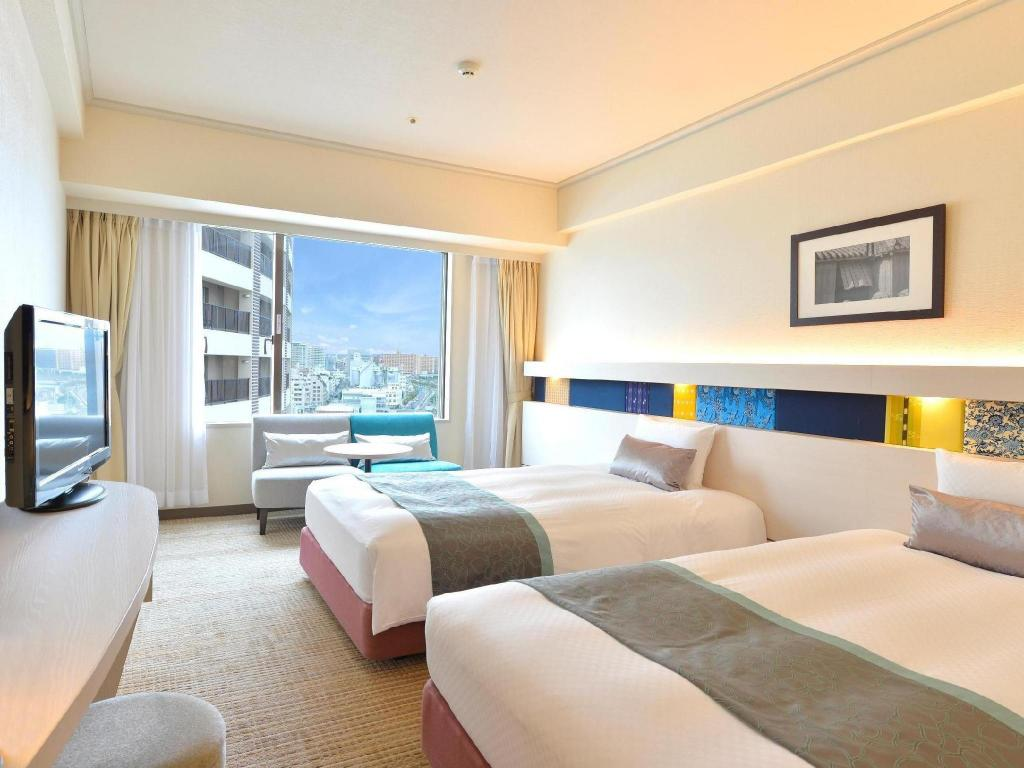 Superior Twin Room Smoking - Gulta LOISIR HOTEL NAHA