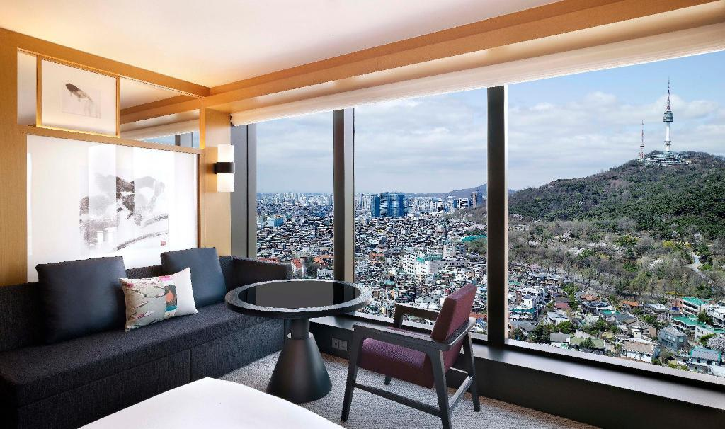 See all 6 photos Grand Hyatt Seoul