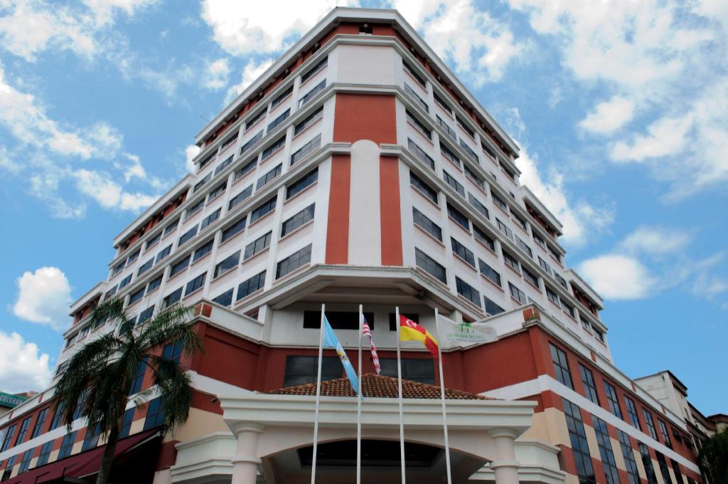 hotel islamik de palma ampang