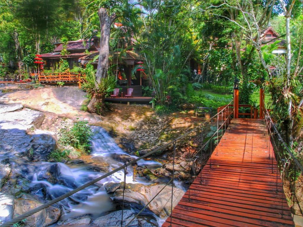 Sukantara Cascade Resort Spa In Chiang Mai Room Deals Photos