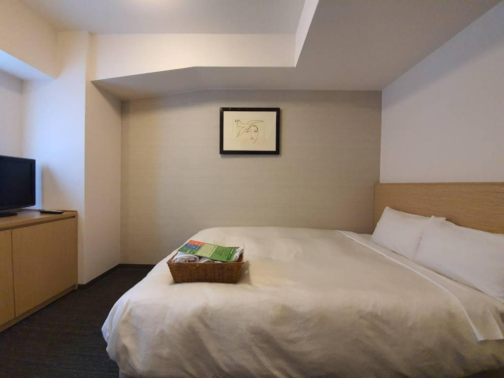 Small Double Smoking - Bed Hotel IL Grande Umeda