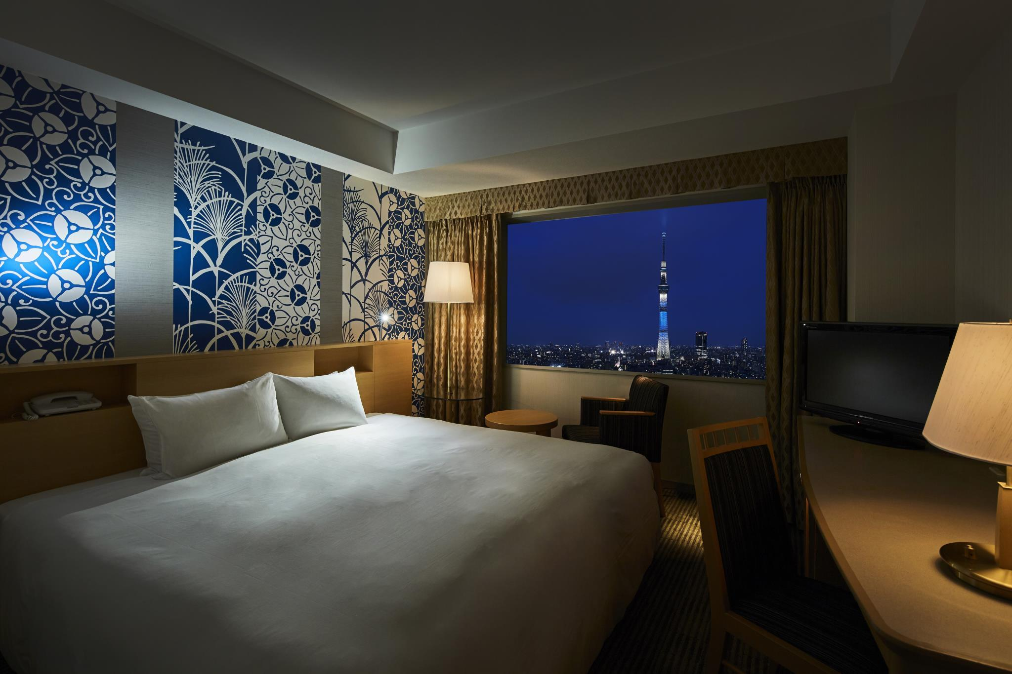 Superior Tokyo Skytree View Double Room - Non-Smoking