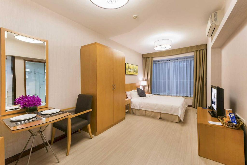 Studio Executive Springdale Serviced Residence Guangzhou