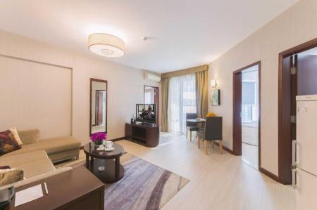 1 Bedroom Deluxe Springdale Serviced Residence Guangzhou