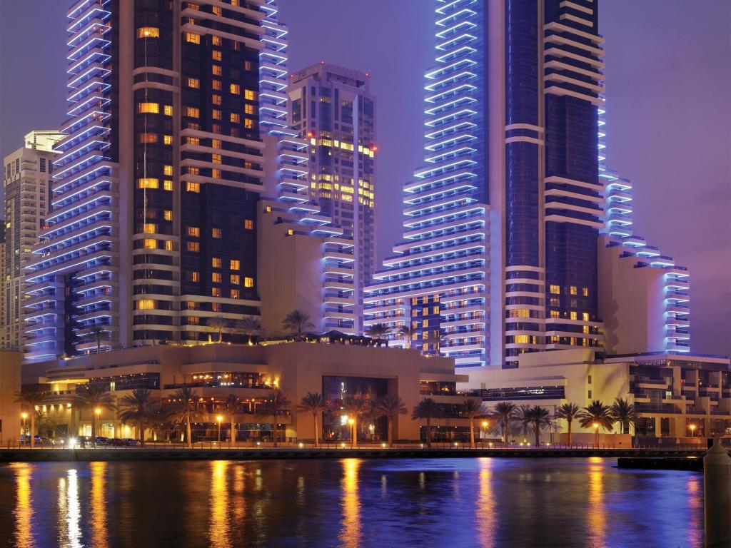 Best price on grosvenor house a luxury collection hotel for Dubai the best hotel