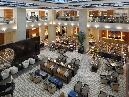 Lobby Grosvenor House A Luxury Collection Hotel Dubai