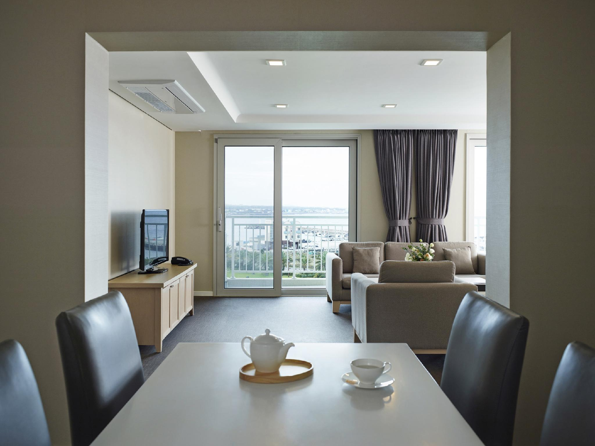 Suită Executive cu vedere spre ocean (Executive Suite Ocean View)