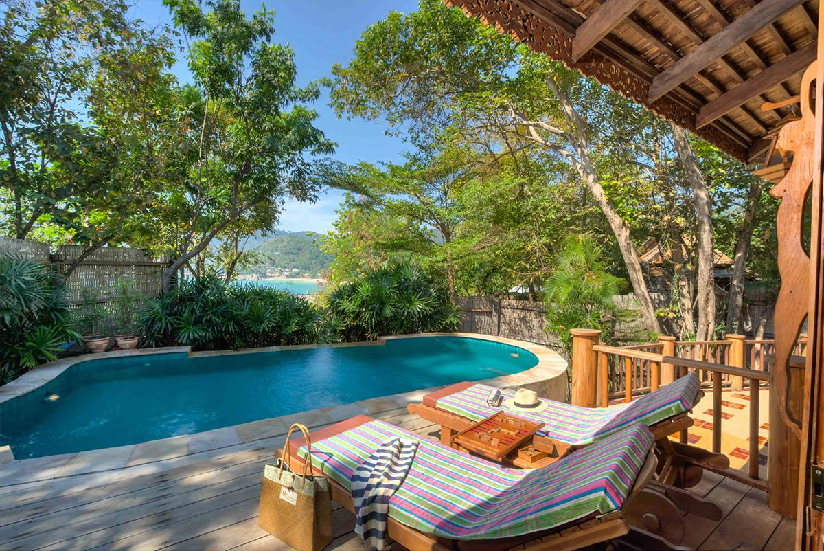 Santhiya Sea View Pool Villa