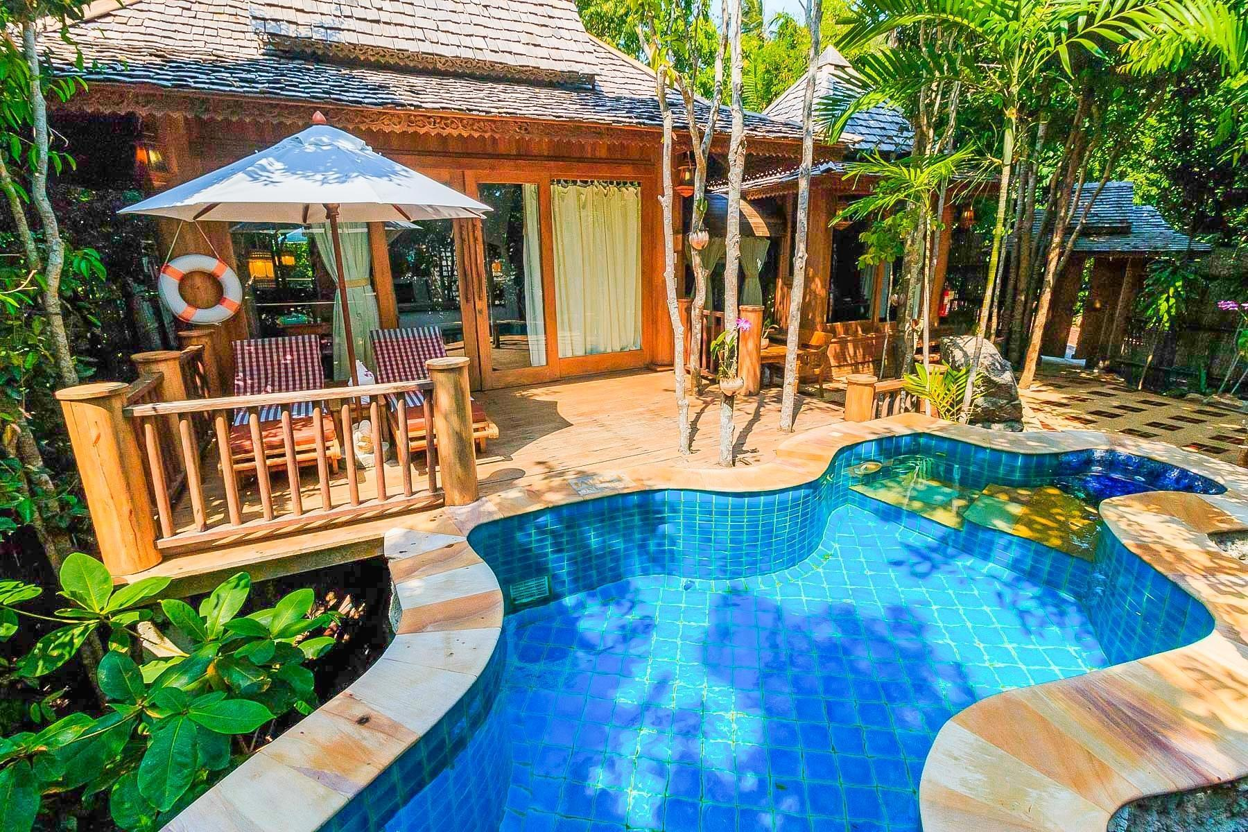 Santhiya Junior Pool Villa Suite