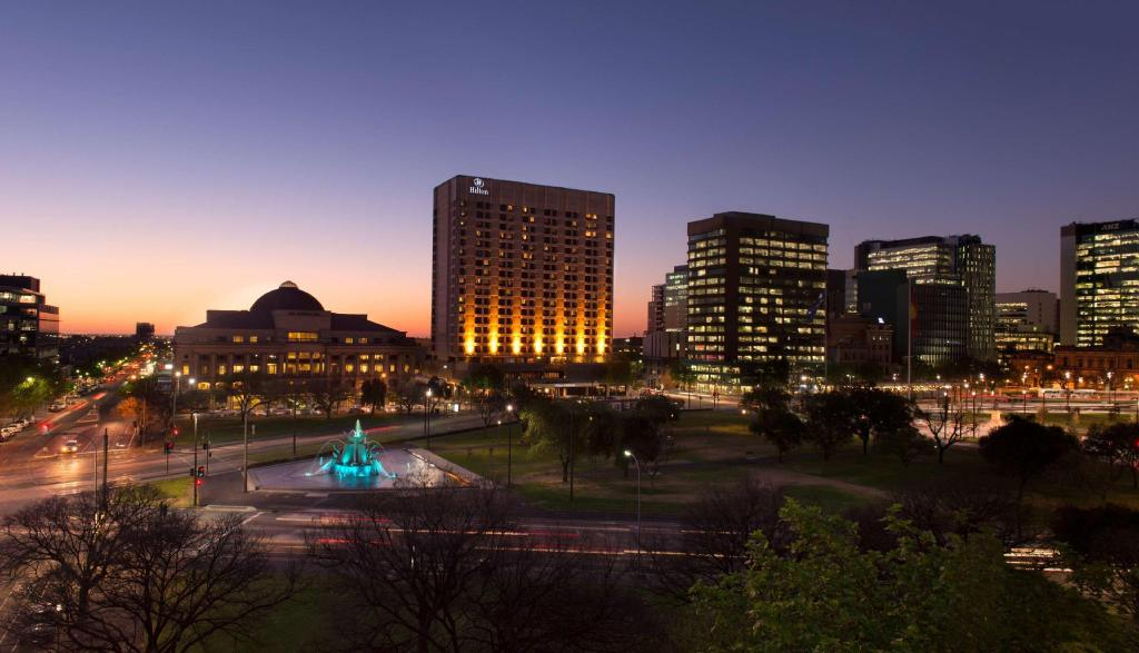 Hilton Adelaide in Australia - Room Deals, Photos & Reviews