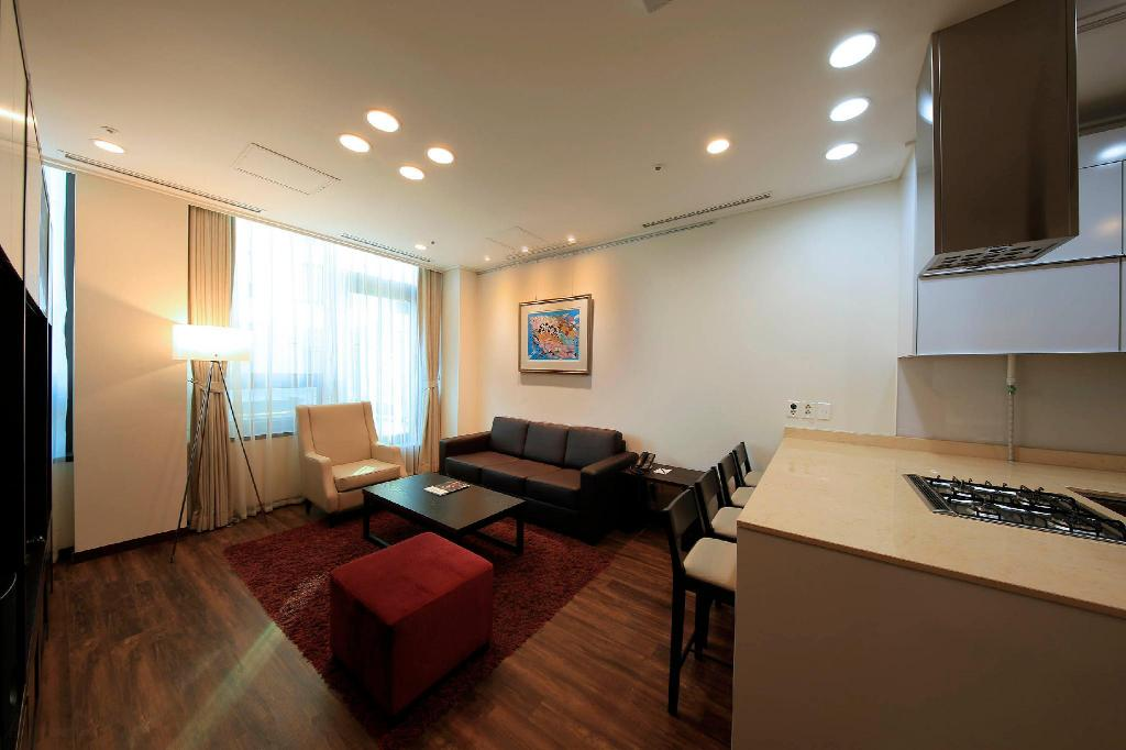 1 Bedroom Apartment - View Orakai Insadong Suites