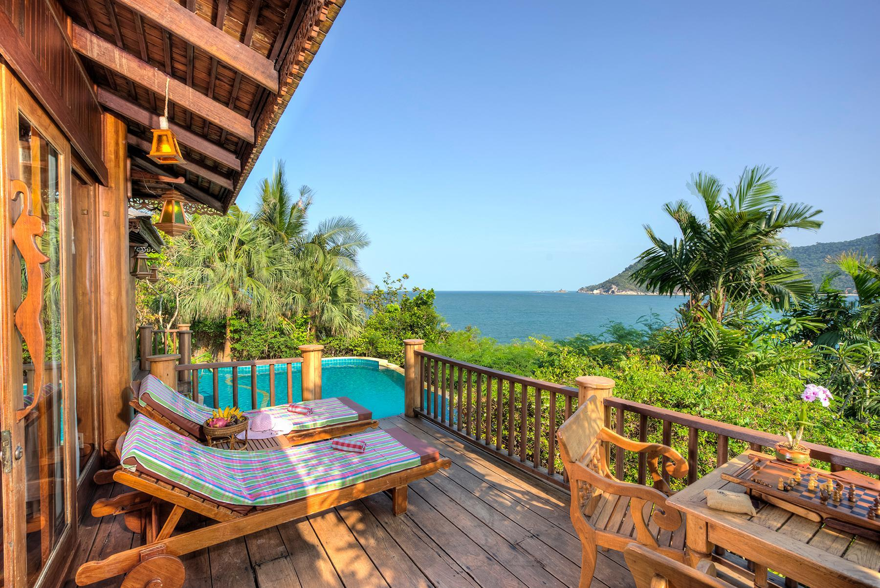 Santhiya Sea View Pool Villa Suite Plus