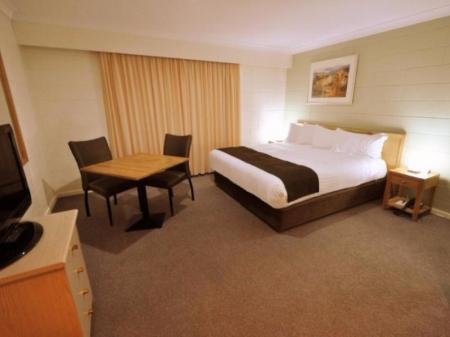 Executive Værelse med king-size seng Hospitality Kalgoorlie, SureStay by Best Western