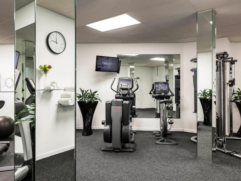 gym Sofitel Queenstown Hotel and Spa