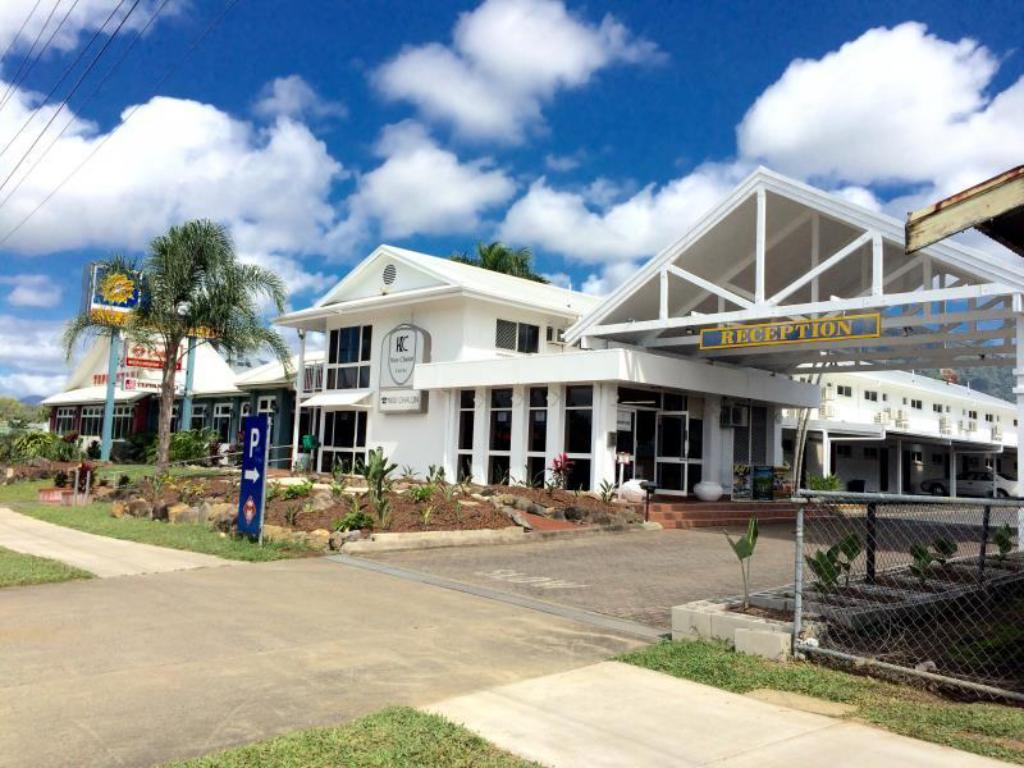 Cairns New Chalon Motel