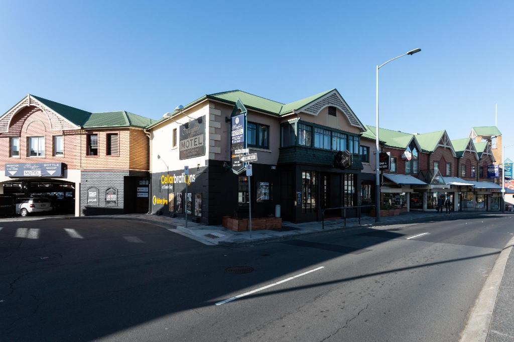 Mayfair Plaza Motel In Hobart Room