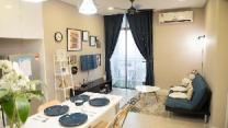 Blue Comfy House @ TTDI,NEXT TO MRT, PJ, 1U,IKEA
