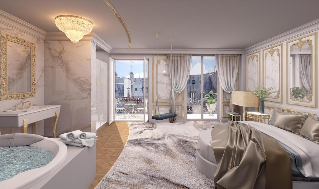 Paris j\'Adore Hotel & Spa, Frankreich - agoda.com