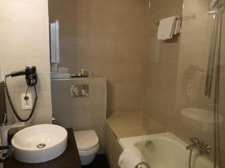 Bathroom Hotel Best Western City Centre
