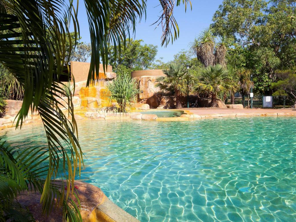 Swimming pool [outdoor] Cooinda Lodge Kakadu